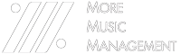 More Music Management Logo